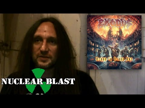 EXODUS - Blood In, Blood Out: PART 2 - Making of Album (OFFICIAL TRAILER)