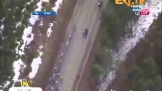 Eritrean Natnael to take part in Vuelta Ciclista Al Pais Vasco representing Europcar