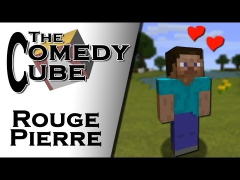 The Comedy Cube - Rouge Pierre