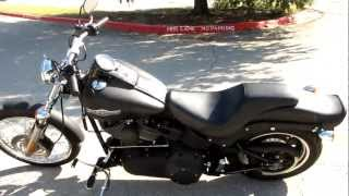 3. 2007 Harley-Davidson FXSTB Night Train For Sale