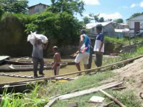 Desafiando o Rio-Mar: Santo Antônio do Içá