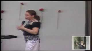 Congresso De Mulheres - Pra. Helena Tannure - Sábado 17 h - 08-11-2014