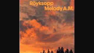 So Easy Röyksopp