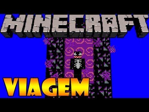 MINECRAFT: Portal Gigante - Podcast 1ª Part