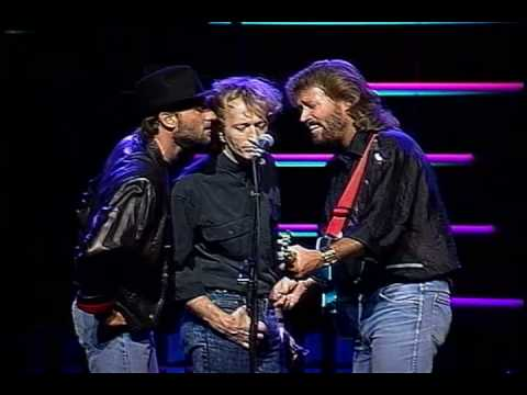 Bee Gees - Three Song Medley (Live-HQ)