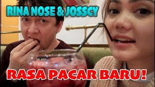 Video RINA NOSE & JOSSCY Tastes like new Love! MP3, 3GP, MP4, WEBM, AVI, FLV September 2019