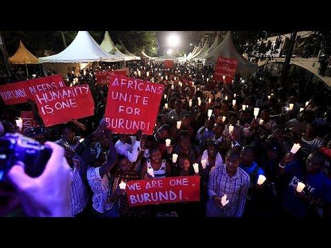 Κλιμακώνεται η βία στο Μπουρούντι