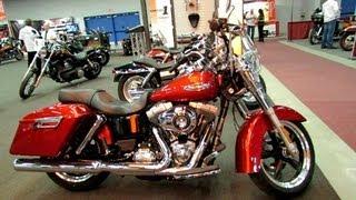 7. 2013 Harley-Davidson Dyna Switchback - Walkaround - 2013 Montreal Motorcycle Show