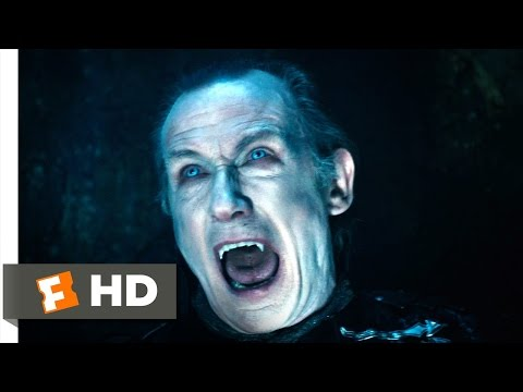 Underworld: Rise of the Lycans (10/10) Movie CLIP - Lucian Versus Viktor (2009) HD