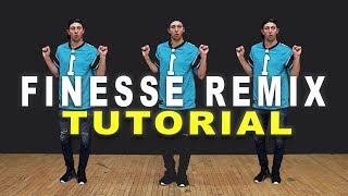 Video FINESSE (Remix) - Bruno Mars ft Cardi B Dance TUTORIAL || Matt Steffanina download in MP3, 3GP, MP4, WEBM, AVI, FLV January 2017