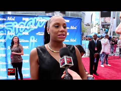 Tamar Braxton (Musical Artist) - Pacific Rim Video | Front Row Features correspondent Chris Trondsen covered the American Idol Season 12 Final Results show held at the Nokia Theater LA Live ...