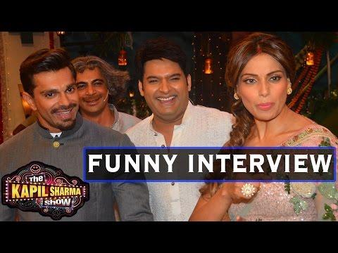 Karan Singh Grover And Bipasha Basu's FUNNY Interv