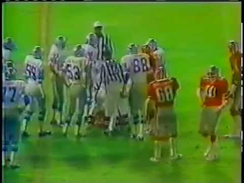 Seahawks vs Falcons 2nd Half WK 9 1979