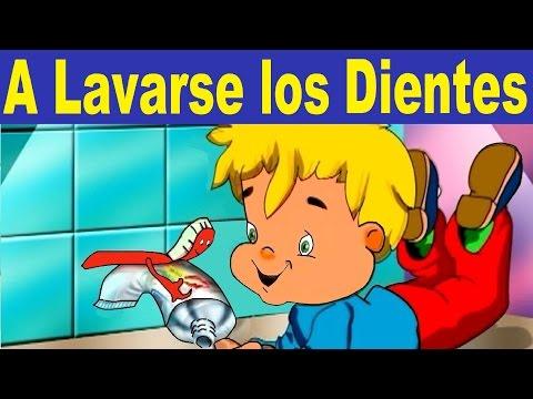 Vídeos Educativos.,Vídeos:A limpiarse los dientes