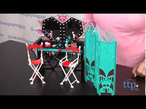 Monster High Frights, Camera, Action! Dressing Room from Mattel