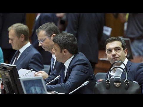 Αλέξης Τσίπρας: «Συμβιβασμός με βάση την ελληνική πρόταση»