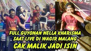 Video Full Guyonan Nella Kharisma Saat Live di Wagir Malang Cak Malik jadi isin MP3, 3GP, MP4, WEBM, AVI, FLV Juli 2018