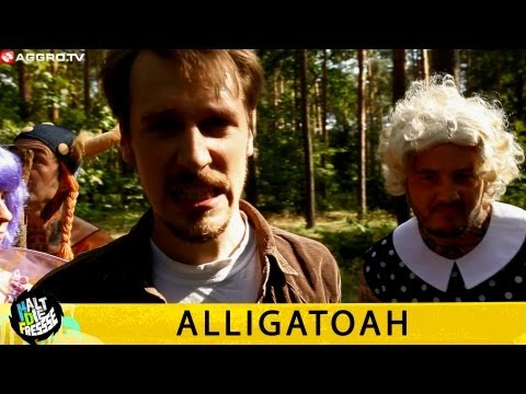 ALLIGATOAH HALT DIE FRESSE 05 NR 297 (OFFICIAL HD VERSION AGGROTV)