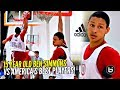 15 Y/O Ben Simmons DOMINATING vs America's BEST in FIRST Summer In USA at Adidas Nations!