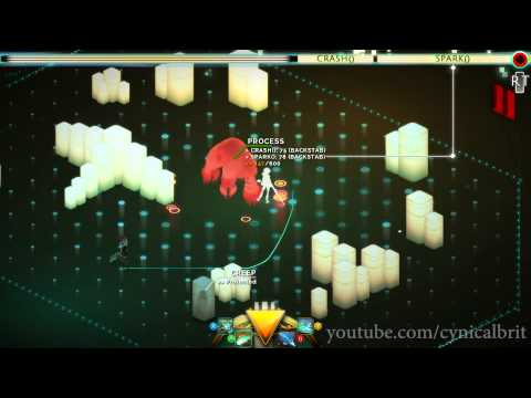 Transistor - Uncommentated footage