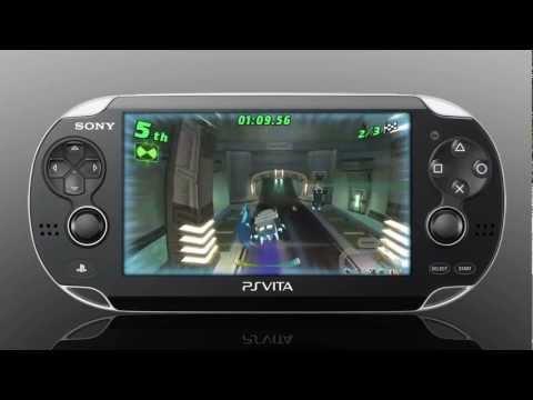 Ben 10 Galactic Racing (PS Vita)