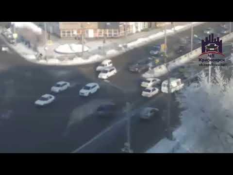 Партизана Железняка - Аэровокзальная 03.02.2018 - DomaVideo.Ru