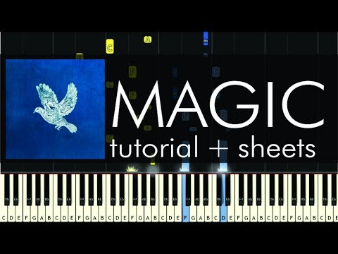 "How to Play ""Magic"" by Coldplay on Piano – Piano Cover and Tutorial"