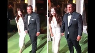 Video Video of Tony Fernandes' private wedding reception leaked online MP3, 3GP, MP4, WEBM, AVI, FLV Agustus 2018