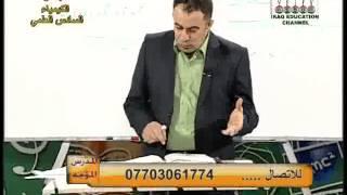 5 كيمياء سادس علمي-المدرس الموّجه-الفصل الثاني-الكيمياء التناسقية-ج2