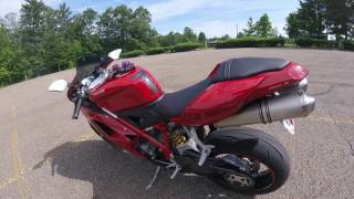 8. 2009 Ducati 848 Walk Around