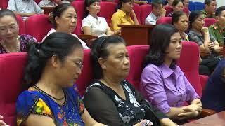 """TP Uông Bí: Tổng kết 5 năm thực hiện Nghị quyết liên tịch số 01 về """"quản lý, giáo dục con em trong gia đình không phạm tội và tệ nạn xã hội"""" giai đoạn 2012-2017"""