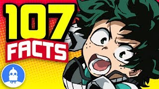 Video 107 My Hero Academia Anime Facts YOU Should Know! - Anime Facts (107 Anime Facts S2 E1) MP3, 3GP, MP4, WEBM, AVI, FLV Juli 2018