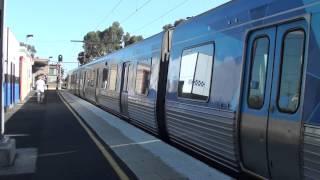 Saint Albans Australia  city images : Trains at St Albans – Melbourne Transport