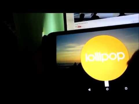 Hudl 2 update to Lollipop 5.1 plus set up