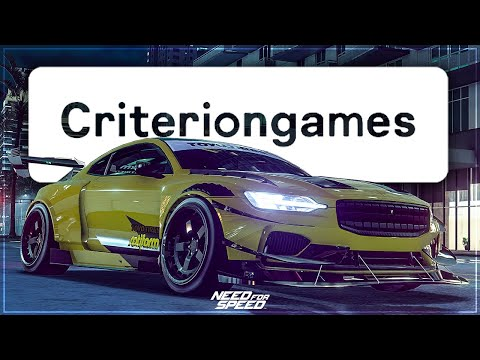 CRITERION TAKING OVER NEED FOR SPEED IS A GREAT MOVE! (RE:The END of Need for Speed as we know it)