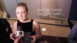 Saoirse Ronan Talks About Working On Ryan Gosling S
