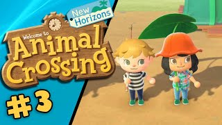 ANIMAL CROSSING: NEW HORIZONS | Simon's Island #3