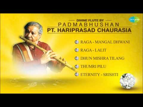 Divine Flute By Padmabhushan Pandit Hariprasad Chaurasia | Classical Instrumental Audio Jukebox