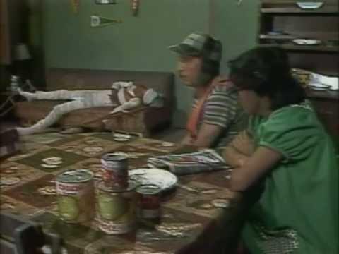 El Chavo del Ocho - Capítulo 220 - Don Ramón atropellado - 1978