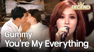 Video Gummy - You're My Everything [2016 KBS Drama Awards/2017.01.03] MP3, 3GP, MP4, WEBM, AVI, FLV Januari 2018