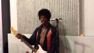 My Meeting with Jimi Hendrix - Purple Haze