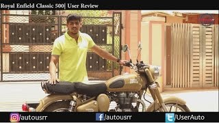 6. Royal Enfield Classic 500 Desert Storm | User Review | Auto User Reviews