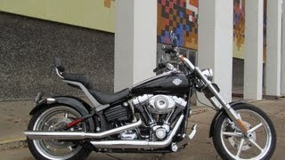 9. 2008 Harley-Davidson Rocker C FXCWC