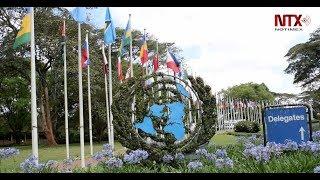 Es posible vivir en un mundo sin contaminación ONU