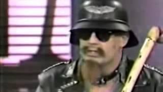 GG Allins Last Interview   June 93