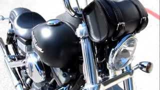 5. 2006 Harley-Davidson FXDB Street Bob For Sale