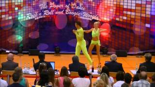 Nicole Kalb & Alexander Kapsalis - Deutsche Meisterschaft 2014