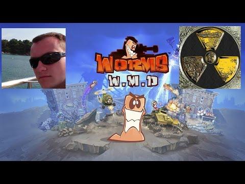 Grzechu40 vs DED87 - Worms W.M.D - zacięty bój