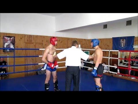 колено vs кулак - K1 / WAKO kickboxing 2013 (видео)