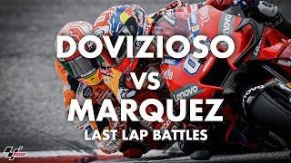 Video Déjà vu? Dovizioso vs Marquez in last lap battles! MP3, 3GP, MP4, WEBM, AVI, FLV Agustus 2019